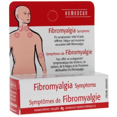 Homeocan Fibromyalgia Homeopathic Pellets