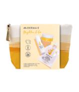 Derma E Brighten & Go Vitamin C Cosmetic Bag