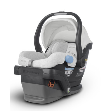 Buy UPPAbaby MESA Infant Car Seat Bryce White Marl from ...