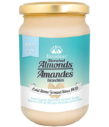 Ecoideas Organic Whole Blanched Almond Butter