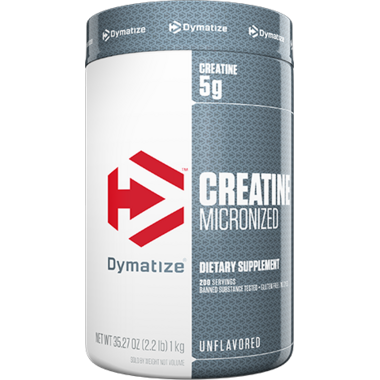 Dymatize Nutrition Creatine Monohydrate 1000 Grams