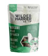 Wilder & Harrier Dog Vegan Biscuits - Seaweed Pear Spinach