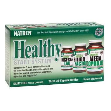 Natren Healthy Start System