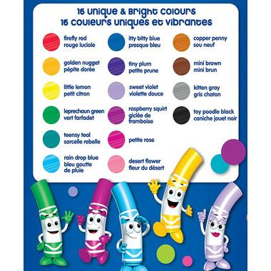 Crayola Pip-Squeaks Washable Glitter Glue