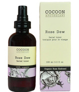 Cocoon Apothecary Rose Dew Facial Toner