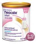 Neocate Infant Powder Formula DHA & AHA