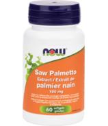 NOW Foods Saw Palmetto Extrait