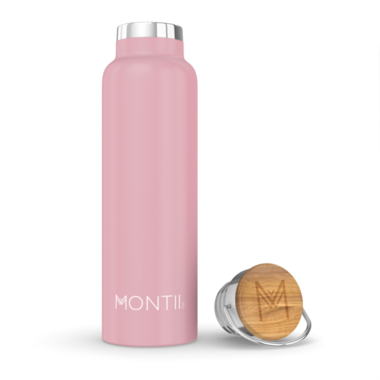 Montii Co Original Insulated Water Bottle Dusty Pink