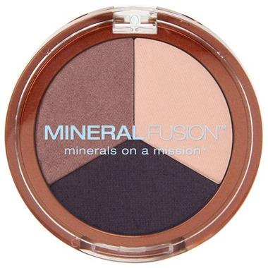 Mineral Fusion Eye Shadow Trio Density