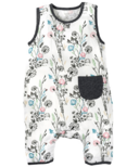 Nest Designs Bamboo Sleeveless Romper Meadow