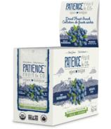 Patience Fruit & Co. Caddy Boîtes de bleuets séchés bio
