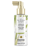 Pantene Nutrient Blends Bamboo Volumizer Thickness Leave In Treatment