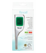 Rexall 8 Second Jumbo Flex Digital Thermometer