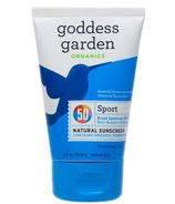 Goddess Garden Sport Natural Sunscreen SPF 50