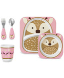Skip Hop Zoo Winter Mealtime Gift Set Deer