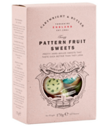 Cartwright & Butler Pattern Fruit Sweets