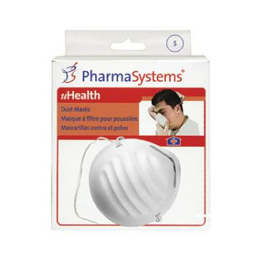 PharmaSystems uHealth Dust Masks
