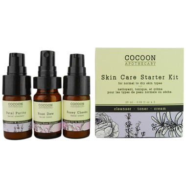 Cocoon Apothecary Skin Care Starter Kit