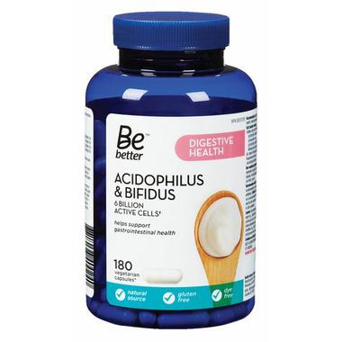 Be Better Acidophilus + Bifidus