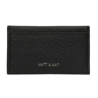 Matt & Nat Sal Card Holder Black