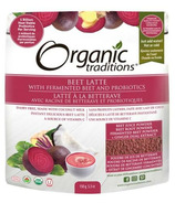 Organic Traditions Beet Latte With Probiotics