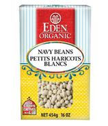 Eden Organic Dry Navy Beans