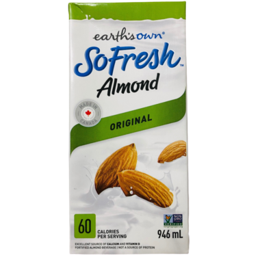 Earth\'s Own Almond Fresh Original