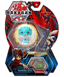 Bakugan Cubbo Collectible Action Figure and Trading Card