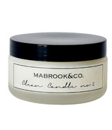 Mabrook & Co. Clean Candle no.2