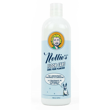 Nellie\'s All Natural Floor Care