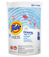 Tide PODS + Downy Free Liquid Laundry Detergent Pacs