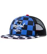 Herschel Supply Whaler Mesh Soft Brim Youth Multi Colour Checker