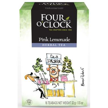 Four O\'Clock Pink Lemonade Tea