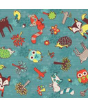 Bummis Fabulous Wet Bag Forest Animals