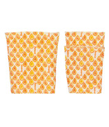 BeeBAGZ Beeswax Bags Lunch Pack Orange