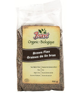 Inari Organic Whole Brown Flax Seeds