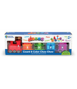 Learning Resources Color & Count Choo Choo
