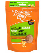Buderim Gummy Ginger Bears