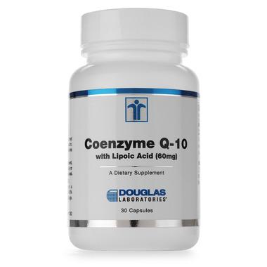 Douglas Laboratories Coenzyme Q10 60 mg with Lipoic Acid