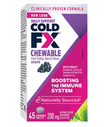 COLD-FX Chewables Grape