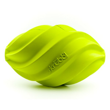 Petprojekt Small Skrubal Football Dog Toy in Green