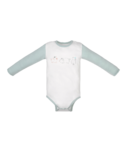 Nest Designs Organic Cotton Long Sleeve Onesie Piggy