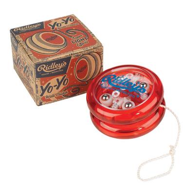 Ridley\'s Game Room Yoyo Original Craft Paper Design