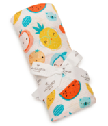 Loulou Lollipop Muslin Swaddle Cutie Fruits