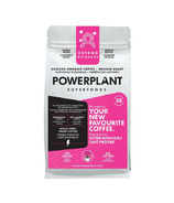PowerPlant Superfoods Organic Chaga Mushroom Ground Coffee DEFEND BLEND