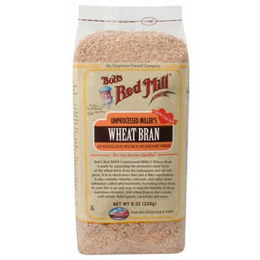 Bob\'s Red Mill Wheat Bran