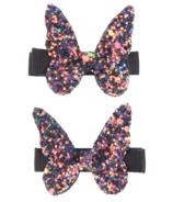Great Pretenders Rockstar Butterfly Clips
