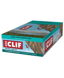 Clif Bar Cool Mint Chocolate Energy Bar Case