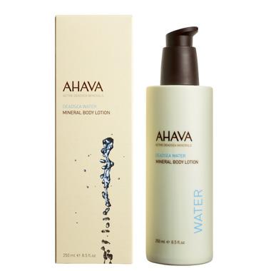 AHAVA Dead Sea Water Mineral Body Lotion