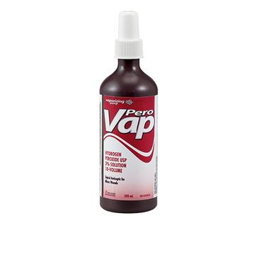 PeroVap Hydrogen Peroxide Solution 3%